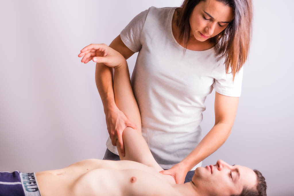 Osteopatía y Fisioterapia